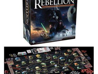 Star Wars Rebellion Strategy Board Game