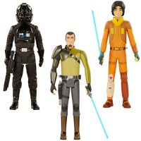 Star Wars Rebels 20-Inch Wave 1 Action Figures