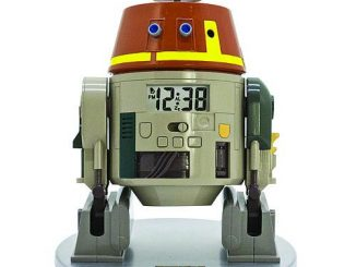 Star Wars Rebels Chopper Alarm Clock