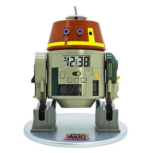 Star Wars Rebels Chopper Alarm Clock