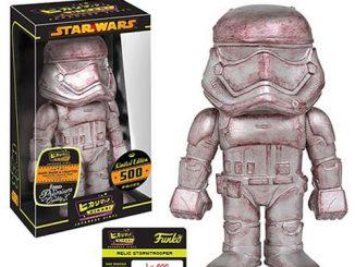 Star Wars Relic First Order Stormtrooper Hikari Sofubi Vinyl Figure