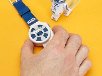 Star Wars Remote Control R2-D2 Whizz Watch