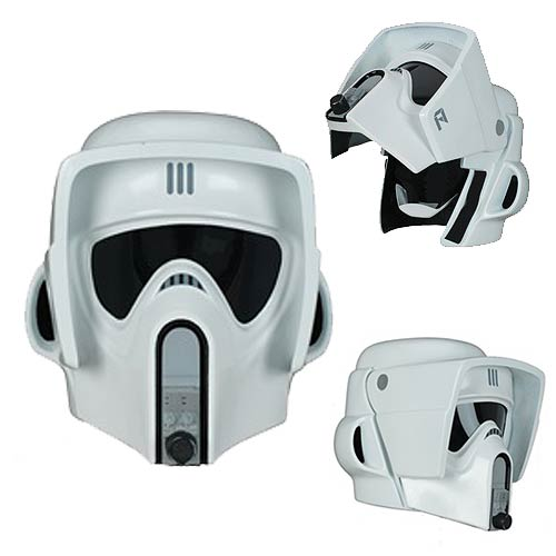 Star Wars Return of the Jedi Biker Scout Trooper Limited Edition ...