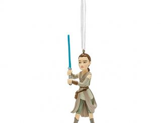 Star Wars Rey Ornament