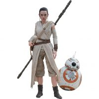 Star Wars Rey and BB-8 Sixth-Scale Figure Set