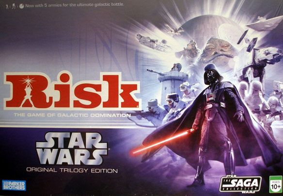 Star Wars Risk 2013 Edition