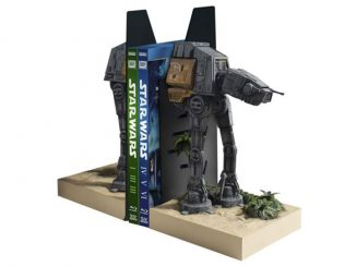 Star Wars Rogue One AT-ACT Bookends