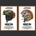 Star Wars Rogue One Born to Rebel Art Prints_small