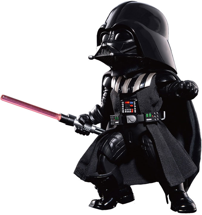 Star Wars Rogue One Darth Vader Egg Attack Figure