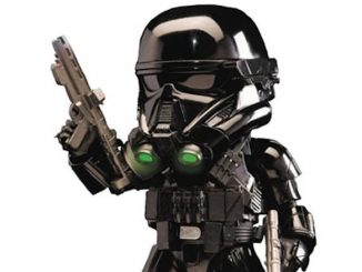 Star Wars Rogue One Death Trooper Egg Attack Action Figure