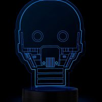 Star Wars Rogue One Illuminated Display