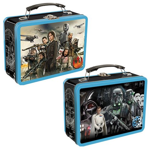 Star Wars Rogue One Large Tin Tote