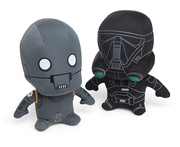 Star Wars Rogue One Plushes