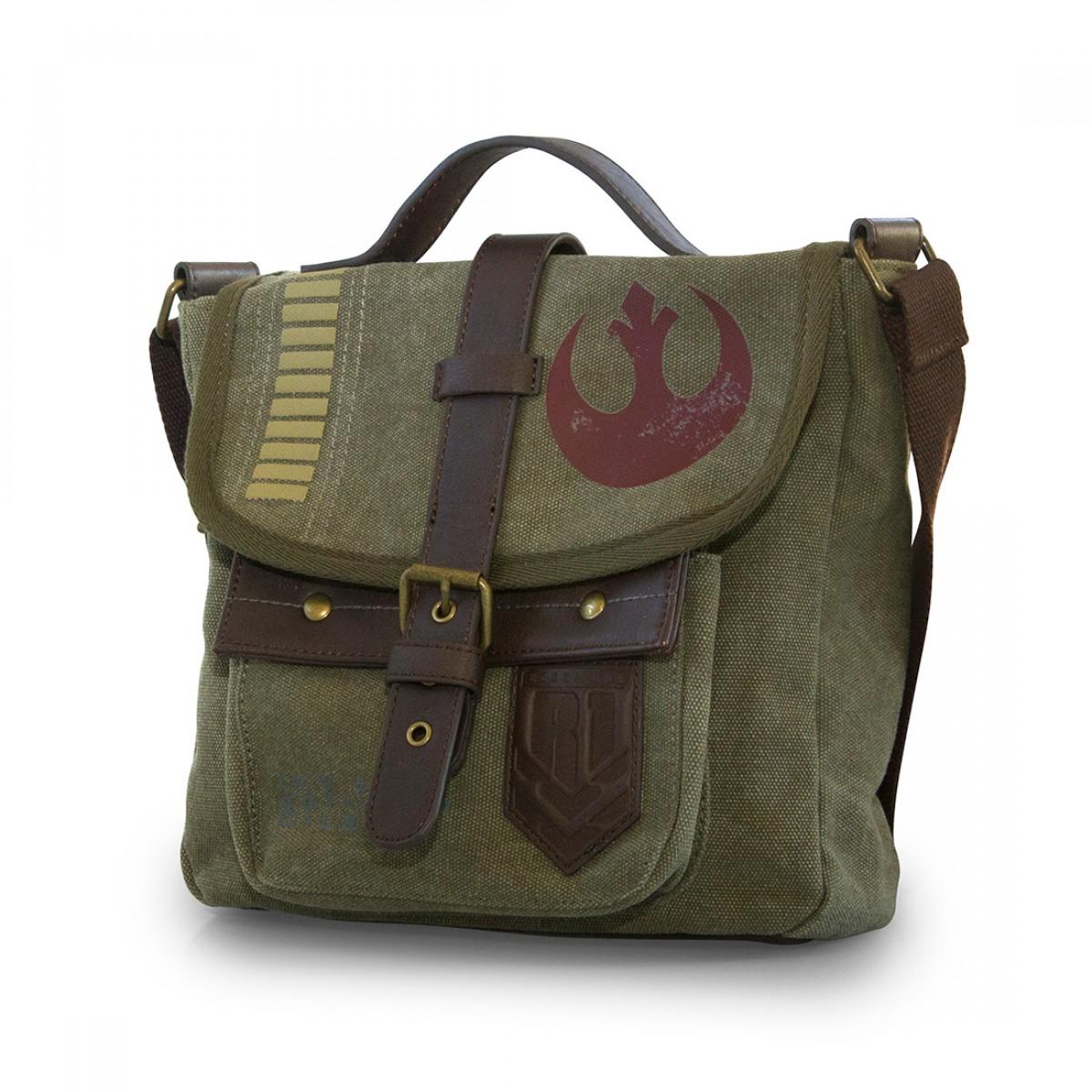 Star Wars Rogue One Rebel Alliance Crossbody Messenger Bag ad22d44d8b0ba