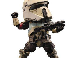 Star Wars Rogue One Scarif Shoretrooper Egg Attack Action Figure