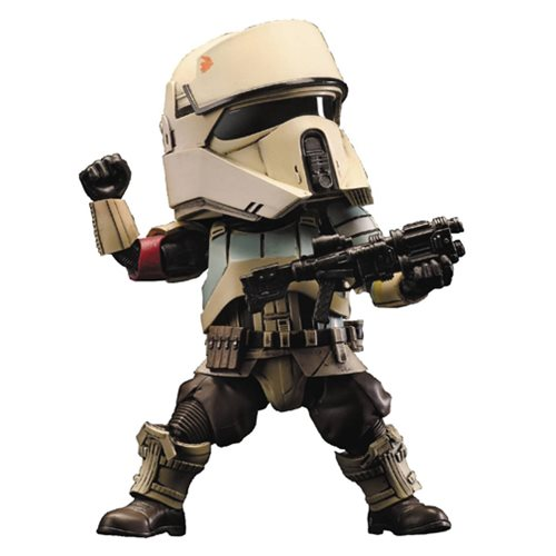 Star Wars Rogue One Scarif Shoretrooper Egg Attack Action Figure