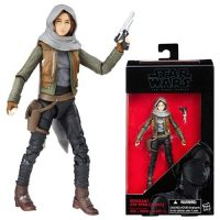 Star Wars Rogue One The Black Series Jyn Erso Jedha 6-Inch Action Figure