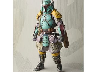Star Wars Ronin Samurai Boba Fett Meisho Movie Realization Action Figure