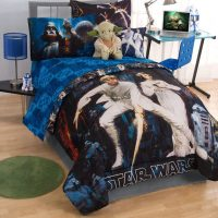 Star Wars Saga Bed Comforter