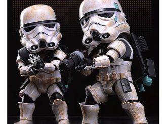 Star Wars Sandtrooper Egg Attack Action Figure