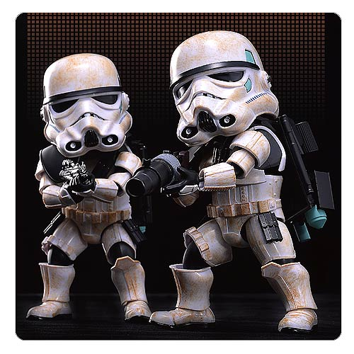 Star Wars Sandtrooper Egg Attack Action Figure