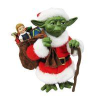 Star Wars Santa Yoda Fabriche Tablepiece Statue