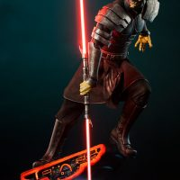 Star Wars Savage Opress Premium Format Figure with Glowing Staff