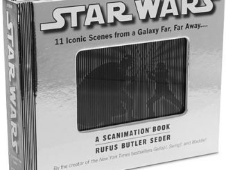 Star Wars Scanimation Book