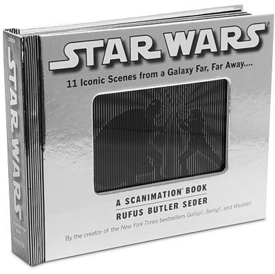 Star Wars Scanimation Book