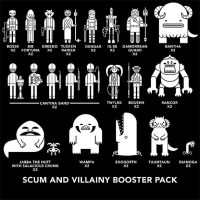 Star Wars Scum and Villainy Car Decals