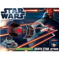 Star Wars Slot Car Battle Game