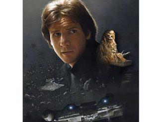Star Wars Smuggler's Hideaway Canvas Giclee Print