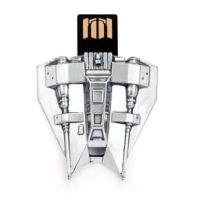 Star Wars Snowspeeder Pewter Flash Drive