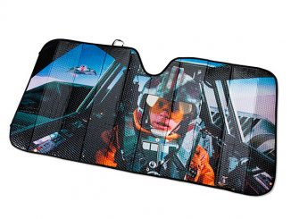 Star Wars - Snowspeeder Universal Sunshade