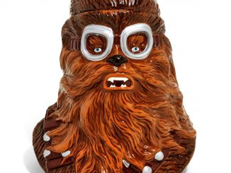 Star Wars Solo Chewbacca Cookie Jar