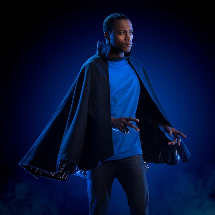 6a619e1c Star Wars Solo Lando Calrissian Replica Cape