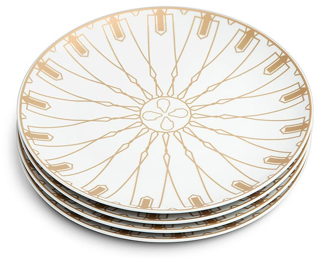 Star Wars Solo Lando Dinner Plate Set