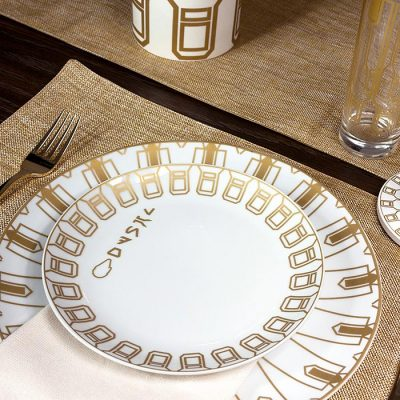 Star Wars Solo Lando Dinner Plates