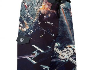 Star Wars Space Board Shorts