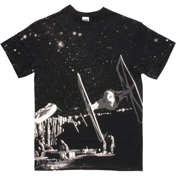 Star Wars Space Pursuit T Shirt