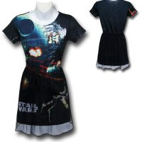 Star Wars Space Wars Dress