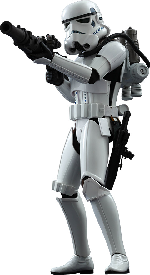 Star Wars Spacetrooper Sixth-Scale Figure