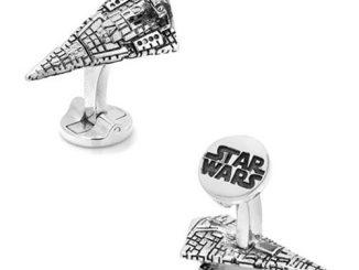 Star Wars Star Destroyer 3D Cufflinks