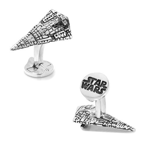 Star Wars Star Destroyer 3D Cufflinks