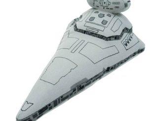 Star Wars Star Destroyer Super Deformed Vehicle Plush