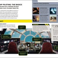 Star Wars Starship Piloting