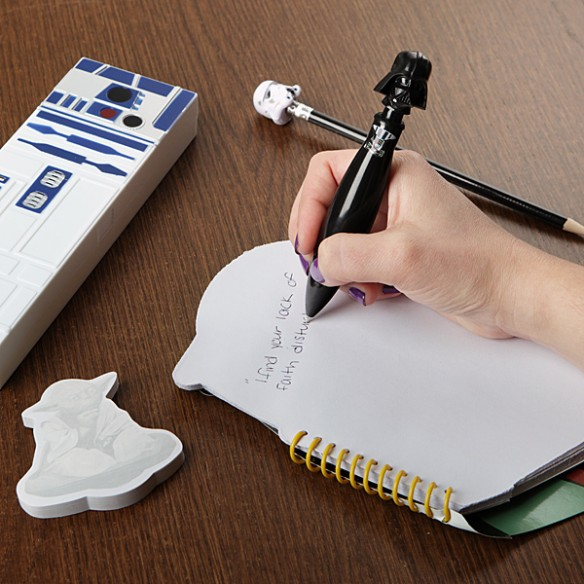 Star Wars Stationery Set