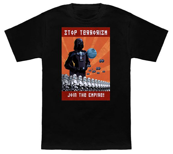 Star Wars Stop Terrorism Shirt