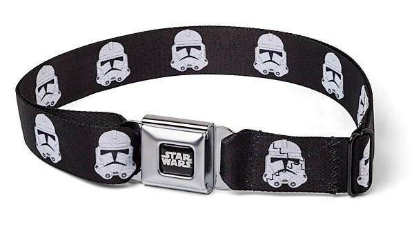 Star Wars Stormtrooper Belt