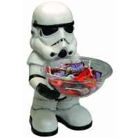 Star Wars Stormtrooper Candy Bowl Holder